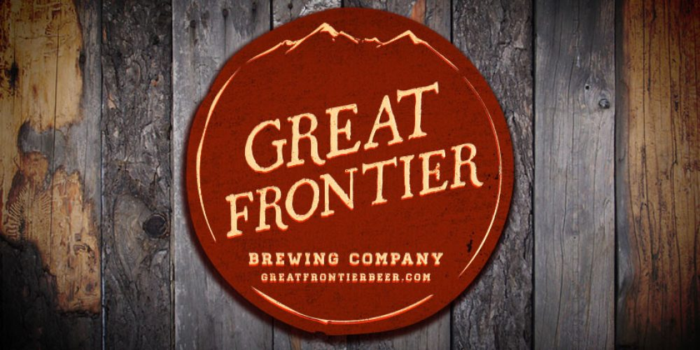 Great Frontier Brewing Gluten-free beer